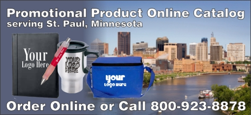 Promotional Products St Paul, Minnesota